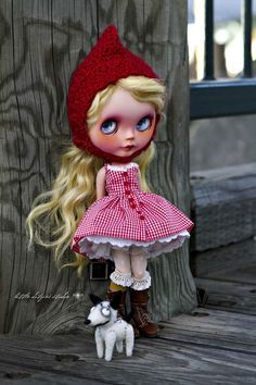 Little Ditzies BLYTHE DOLL - Buscar con Google