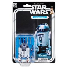 Star Wars R2-D2 Action Figure The Black Series 40th Anniversary