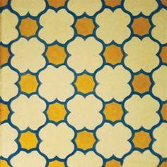 Adesivo para Azulejo Ladrilho Hidráulico Artistico 16 peças
