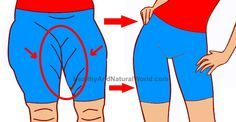 Trim down and tone your inner thighs with these 6 easy exercises - detailed illustrations and instructions included.