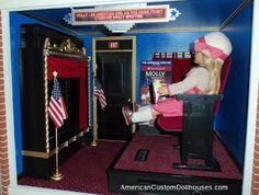 Another Amazing American Girl Doll House — Doll Diaries