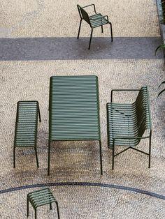 Hay Palissade Table Von Ronan U0026 Erwan Bouroullec, 2015   Designermöbel Von  Smow.de