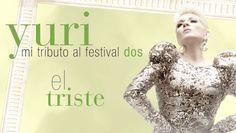 Yuri - El Triste (Lyric Video) (+lista de reproducción)
