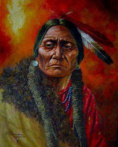 Old west artist Jeroen Vogtschmidt