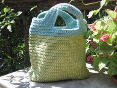 Crochet Lunch Bag~Starling Handbag