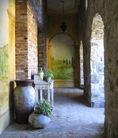 entryway by Sheila in Moonducks, via Flickr