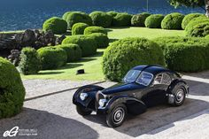 the world's most valuable car ever built – Ralph Lauren's Bugatti Type 57SC Atlantic