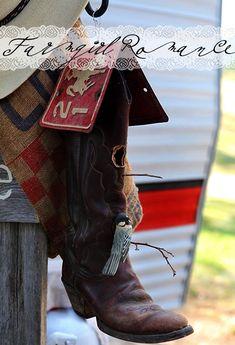 Ranch Farmgirl >> Glamping WITH MaryJane