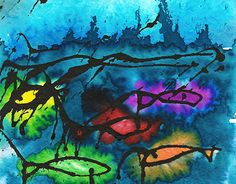 """Check out new work on my @Behance portfolio: """"The revelry of the colored fish's"""" http://be.net/gallery/37766697/The-revelry-of-the-colored-fishs"""