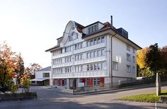 Archplan AG Architekten – Thalwil – St. Gallen: Eben Ezer Teufen
