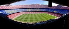 Camp Nou, Barcelona, España