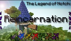 The legend of Notch Mod para Minecraft 1.5.1