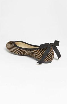 French Sole  Gale  Ballet Flat Cute Heels 9c0ba6be4cfa