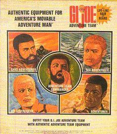 g.i. joe adventure team | Adventure Team - G.I. Joe Wiki - Joepedia - GI Joe, Cobra, toys