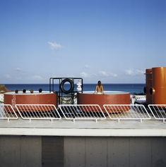 Roof top pools