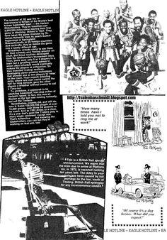 EAGLE (TIRAS DE JORNAL / COMIC STRIP - CLASSIC COMICS) Nº 01 EDIÇÃO ANUAL 1983_11
