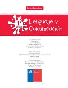 Lenguaje y comunicación 1º básico texto del estudiante
