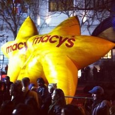 Macy's Thanksgiving Day Parade!