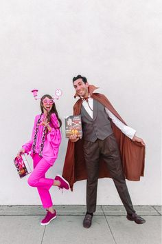Three DIY Monsters Cereals Costume Ideas! | studiodiy.com