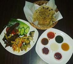 "TheShazWorld on Instagram: ""The platter served with Bread and Chutneys #zomato #zomatodubai #zomatouae #dubai #dubaipage #mydubai #uae #inuae #dubaifoodblogger #uaefoodblogger #foodblogging #foodbloggeruae #uaefoodguide #foodreview #foodblog #foodporn #foodpic #foodphotography #foodgasm #foodstagram #instagram #instafood #theshazworld #shahiparatharoll #internationalcity #streetfood #pakistanicuisine"""