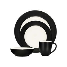 Found it at Wayfair - Colorwave Rim 4 Piece Place Setting