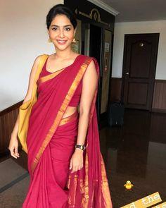 """2e712d157b928f Saree Women on Instagram  """"Follow more  sareewomen    sareewomen     sareewomen    sareewomen            sareewomen  saree  sari  backless   blouse back ..."""