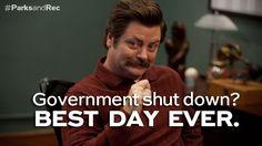 government shutdown :P