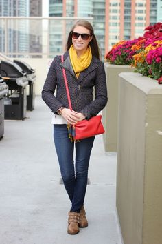 Professionally Petite: layers & primary colors
