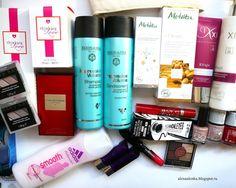 Alenka's beauty: Ура! Посылки: IXXI, Egomania, Rimmel, Mary Kay, Pl...