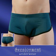 Shorty homme Petrol - Svenjoyment Underwear - Maxim'Hom