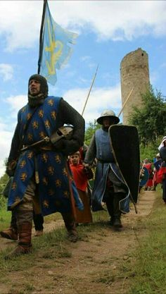 France Knights soldier  1200