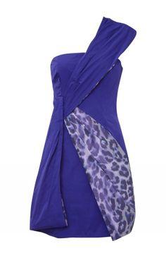 Karen Millen Leopard Print Dress Purple and Multi ,fashion Karen Millen One Shoulder Dress outlet  Shoulder Dress #2dayslook #anoukblokker #ramirez701 #susan257892 #ShoulderDress  www.2dayslook.com