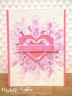 Handmade by Michelle: Valentine's Day