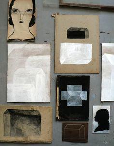 I love the work of Iris Schwartz/ Maison Paulette.
