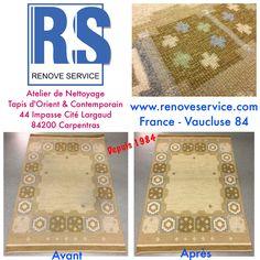 Renove Service : www.renoveservice.com Mail : renove.service@cegetel.net Tel : 04 90 60 37 22 Vaucluse nettoyage tapis - #vauclusenettoyagetapis - Avignon nettoyage tapis - #avignonnettoyagetapis - Monteux nettoyage tapis - #monteuxnettoyagetapis