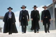 Tombstone. Have probably watched it 100 times. Can probably recite the whole movie verbatim.