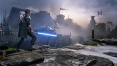 New story in Entertainment from Time: Star Wars Jedi: Fallen Order Is the First Great Star Wars Video Game in a Decade Star Wars Jedi, Playstation, Ps4, Star Wars Video Games, New Video Games, Starwars, Terrarium Star Wars, Borderlands, Corona