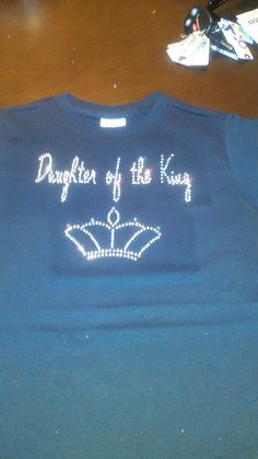 Customize your christian apparel, and represent the kingdom in your own way.