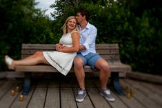 Had to share a photo from an engagement shoot! The couple also decided to book me for an engagement session at DeerLake Park in Burnaby as well which is great for me as I adore engagement shoots! This particular photo was taken on a park bench which the two of them were looking adorable together. ❤️ It's one of my favourites as they brought some candles to make everything romantic, and the tilt shift lens didn't hurt either to help soften the photo.