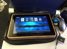 Wooden tablet: PiPad