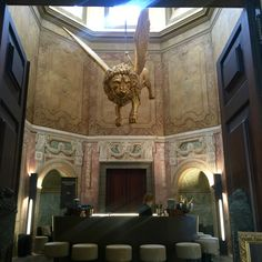 A mid-18th century palace, the Palacio Chiado has now been turned into a series…