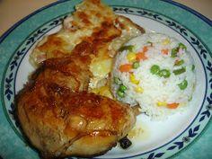 Gordon Ramsay, Rice, Chicken, Meat, Food, Essen, Gordon Ramsey, Meals, Yemek