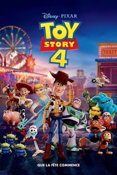 Watch Toy Story 4 : Movies Online Woody Has Always Been Confident About His Place In The World And That His Priority Is Taking Care Of His. Disney Pixar, Disney Magic, Disney Cinema, Film Disney, Disney Movies, Toy Story 3, Walt Disney Pictures, Buzz Lightyear, Tom Hanks