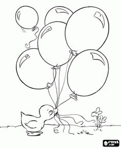 find this pin and more on tekeningen bluebonkers printable easter ducks coloring page