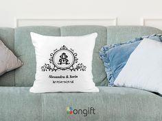 Perna personalizata 40x40 cm Throw Pillows, Toss Pillows, Cushions, Decorative Pillows, Decor Pillows, Scatter Cushions