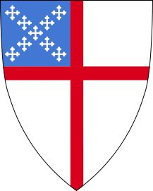 Shield of the US Episcopal Church, Did you know that the Episcopal Church has historically been the most common religious affiliation of all the presidents?