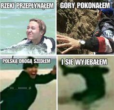 To co w tytule Kdrama Memes, Bts Memes, Funny Memes, Jokes, Funny Lyrics, Polish Memes, I Love Bts, Bulletproof Boy Scouts, Reaction Pictures