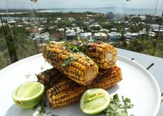 Join Matt Sinclair as he creates his BBQ'd Harissa Corn Cobs recipe. Tune in to The Cook's Pantry each weekday on Channel Corn On Cob, Vegetable Dishes, Barbecue, Tasty, Vegetables, Cooking, Recipes, Food, Kitchens