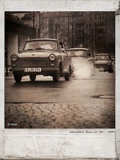URBAN-BERLIN, Traban 601 © Férial 2015 - ferial.typepad.fr