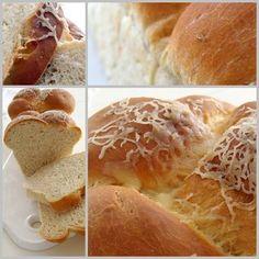bröd med ost och oregano Ost, Cupcakes, Bread, Dessert, Heavenly, Cupcake Cakes, Brot, Deserts, Postres